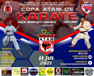Copa ATAM de Karate On-Line