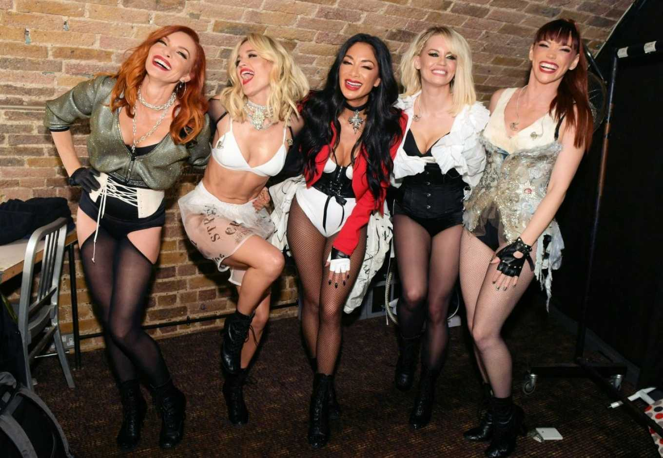 The Pussycat Dolls Hot Performance Photo Gallery