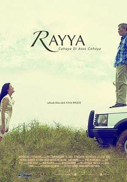 Poster Film Rayya, Cahaya Di Atas Cahaya