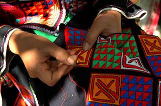 Hình ảnh thời trang của dân tộc việt nam
