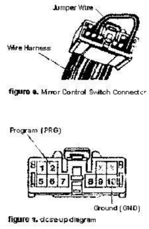 1997 Toyota Camry Key Fob Programming Instructions
