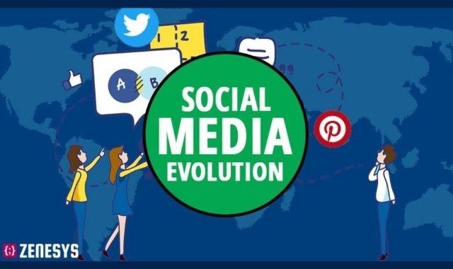 The Evolution of Social Media