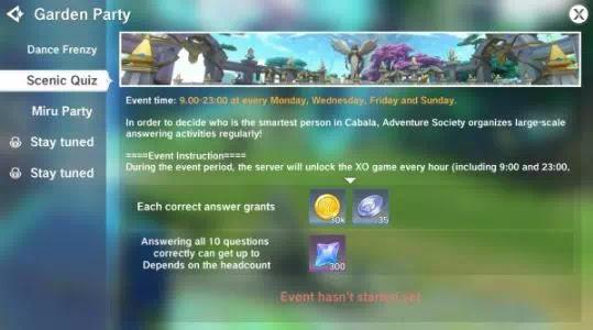 Jawaban Kuis The Legend of Neverland (Event Scenic Quiz)-1