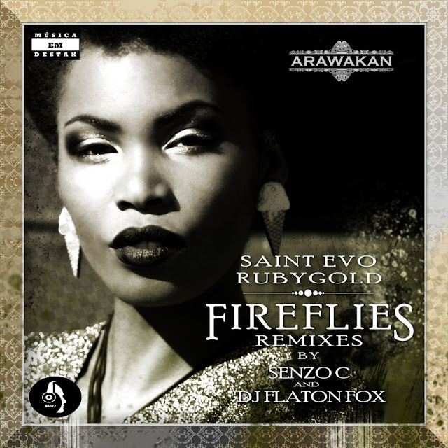 Saint Evo feat. RubyGold -  FireFlies