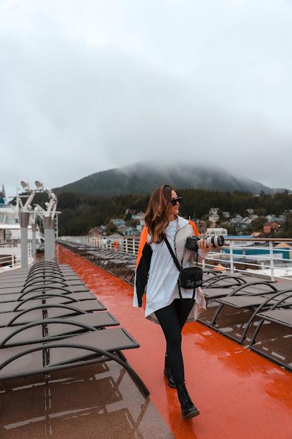 Alicia Mara Guide to Ketchikan | Celebrity Millennium Cruise