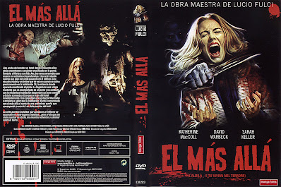 Carátula dvd: El más allá (1981)