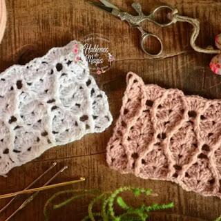 Punto Encaje a Crochet