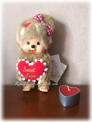 kiki monchhichi sweet love rare collector mariage alliance kawaii