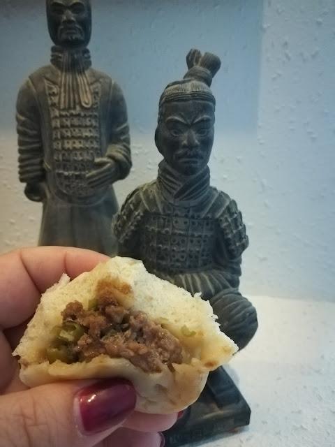 authentisches chinesisches Rezept für Baozi