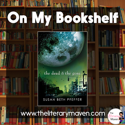 In The Dead and the Gone by Susan Beth Pfeffer, when an asteroid hits the moon and sets off horrific climate change, Alex's parents go missing and his oldest brother is away serving in the Marines. Alex must become the man of the house and make the decisions that will determine whether he and his two younger sisters will survive. Read on for more of my review and ideas for classroom application.