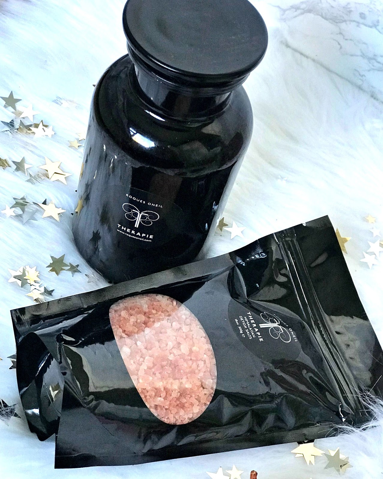 Therapie Himalayan Detox Salts Duo Review