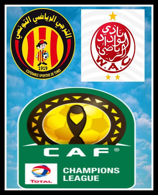 La finale de la Ligue des champions de la CAF 2019 : Le Wydad de Casablanca vs Espérance Tunis