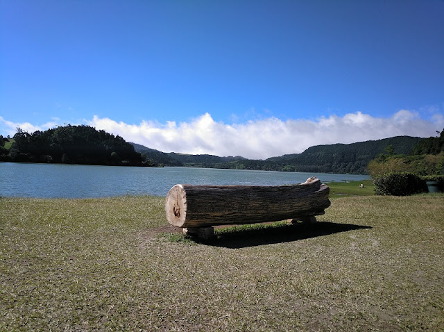 Lago Das Furnas (Açores)