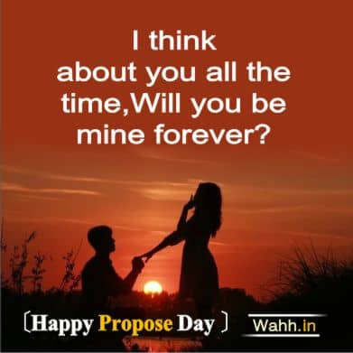 Romantic Propose Day Messages Hindi