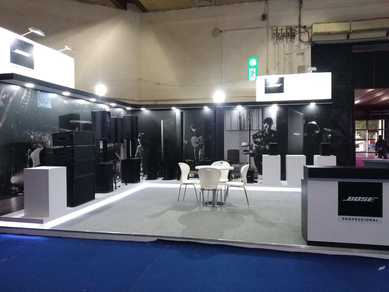 Sconce Global : Bose Professional Exhibition at Indian DJ Expo 2019