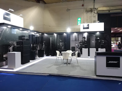 Bose Professional Exhibition at Indian DJ Expo 2019