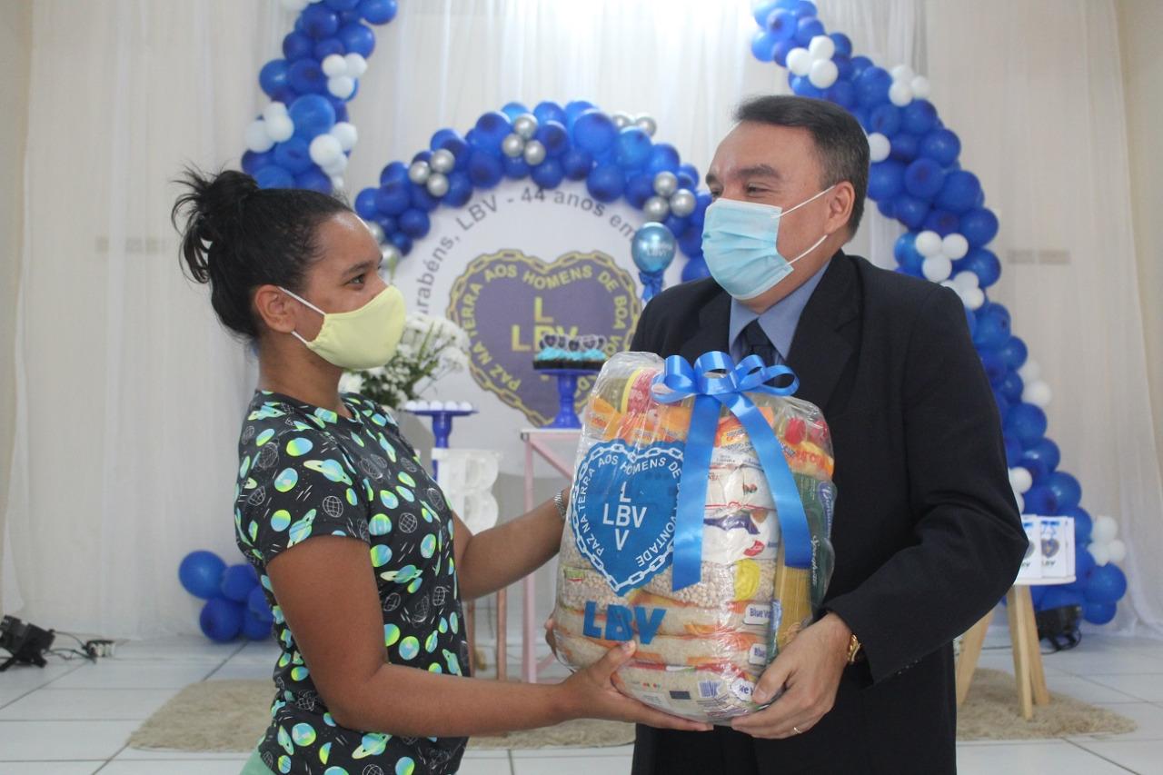 BLOG DO ANDRÉ FOTOS: LBV - 44 anos de trabalho, no amparo às famílias  vulneráveis no RN