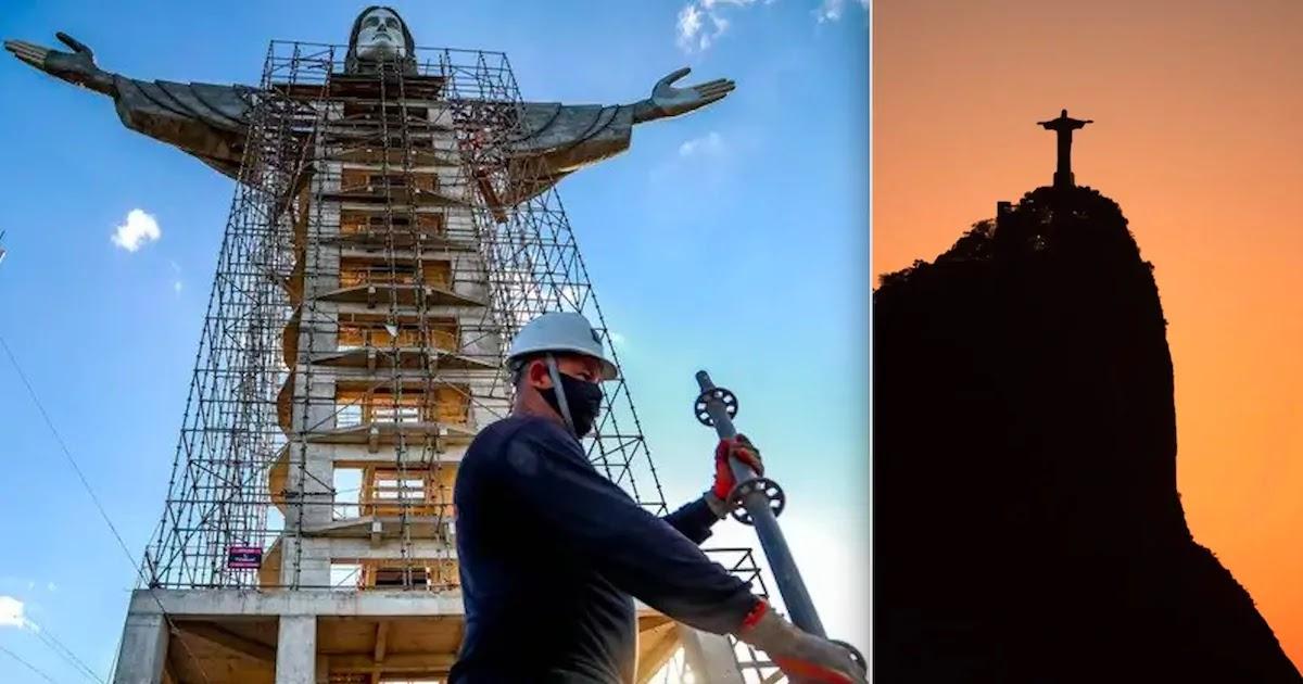 Brazil Set To Build Huge Statue Of Jesus Christ, Taller Than Rio de Janeiro's 'Christ The Redeemer'