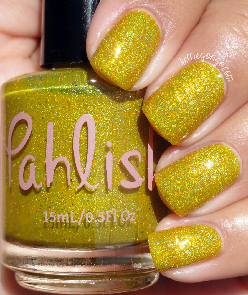 Pahlish Yellow Brick Road