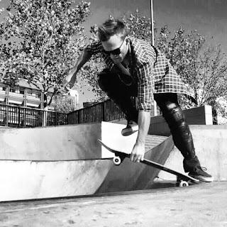 Mark Jansen Skateboarding Adelaide Nior