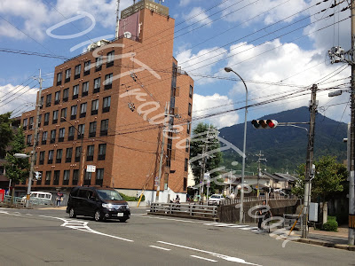 Traffic Junction to Shugakuin Villa