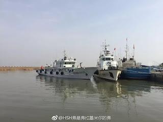 Modernizado el buque de vigilancia pesquera 35525