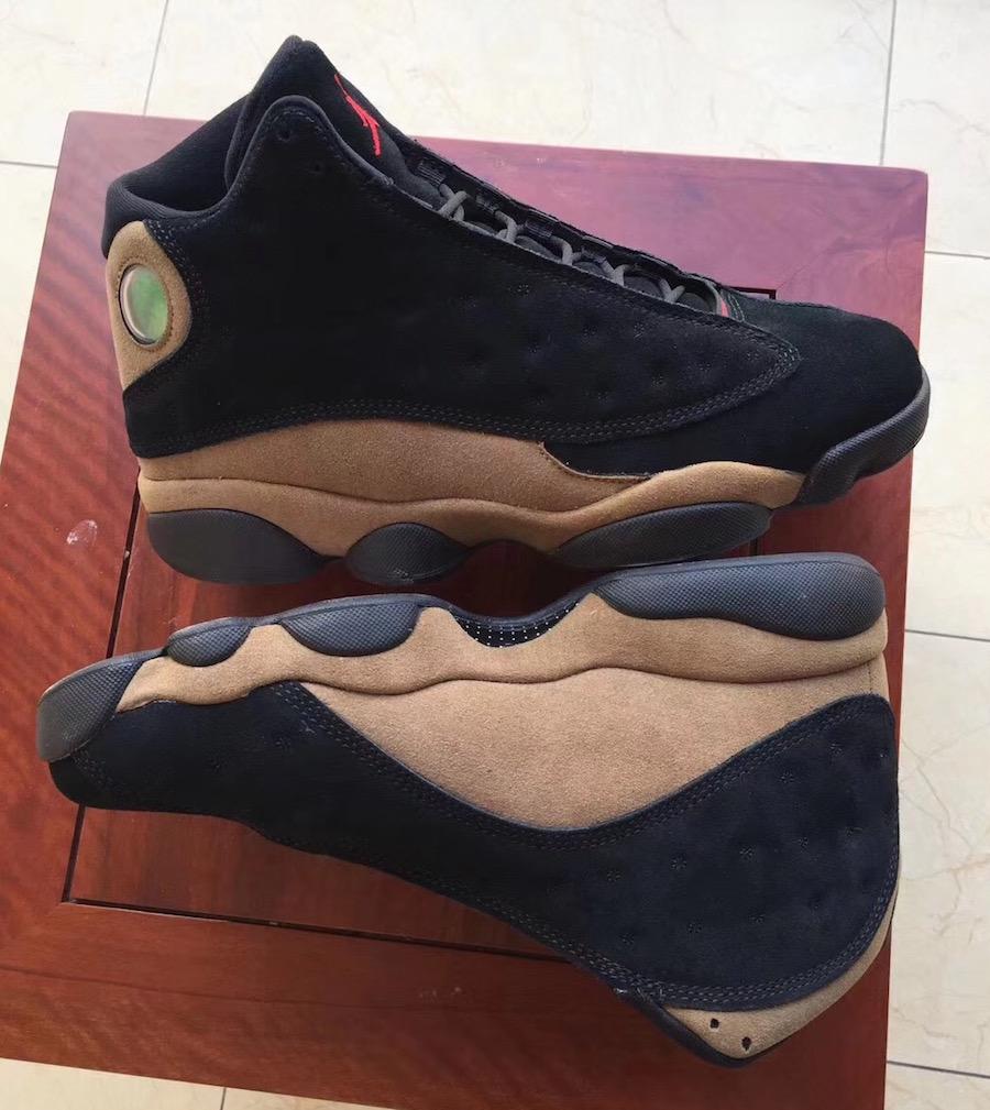 EffortlesslyFly.com - Kicks x Clothes x Photos x FLY SH*T! Air Jordan 13 Retro u0026quot;Oliveu0026quot;
