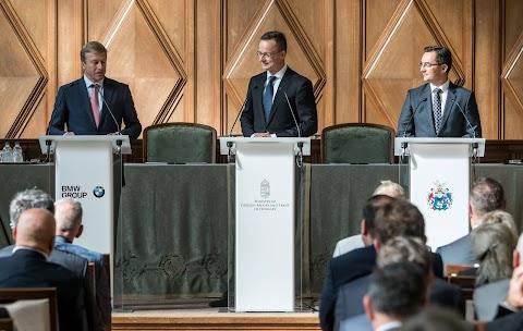 Tavasszal kezdődik a BMW-gyár építése Debrecenben