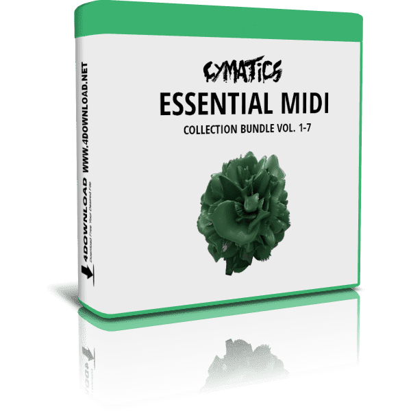 Cymatics – Essential MIDI Collection Bundle