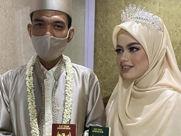 Fakta Tentang Fatimah Azzahra istri UAS