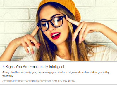 Find out if you're emotionally intelligent and here are the 5 signs that show it.