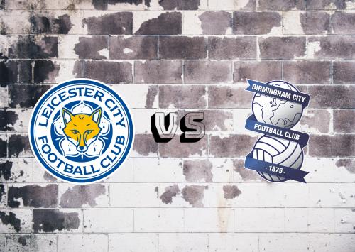 Leicester City vs Birmingham City  Resumen