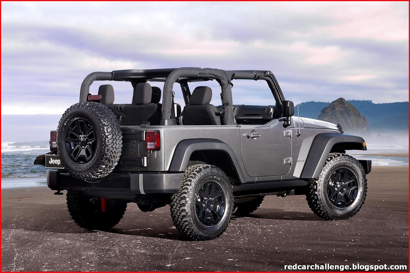 2015 Jeep Wrangler MSRP