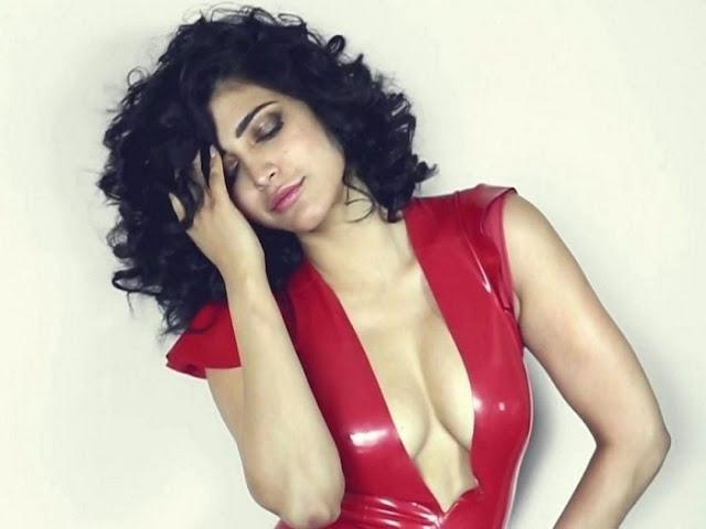 Actress Shruti Hassan Latest Hot Photoshooot Pics Actress Trend
