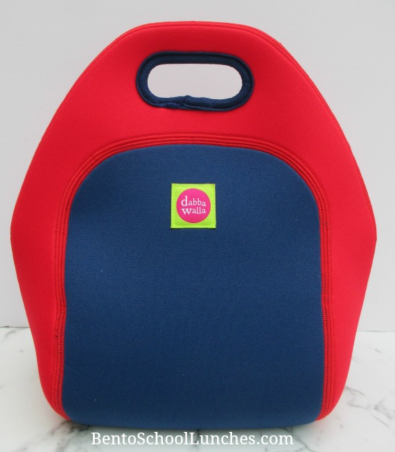 Bento School Lunches Dabbawalla Lunch Bag Review