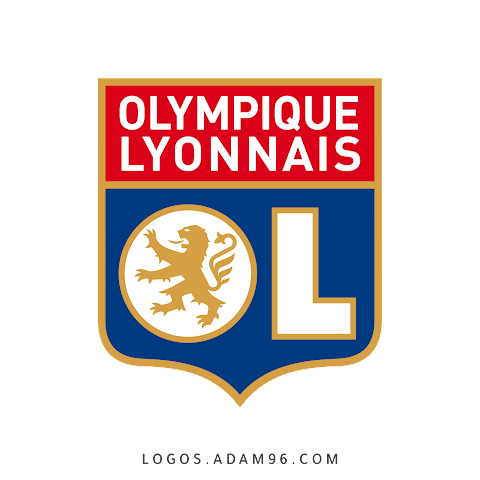 Olympique Lyonnais Logo Original PNG Download - Free Vector