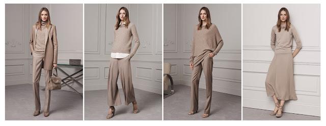 Серо-коричневая коллекция Ральф Лорен Ralph Lauren collection 2016