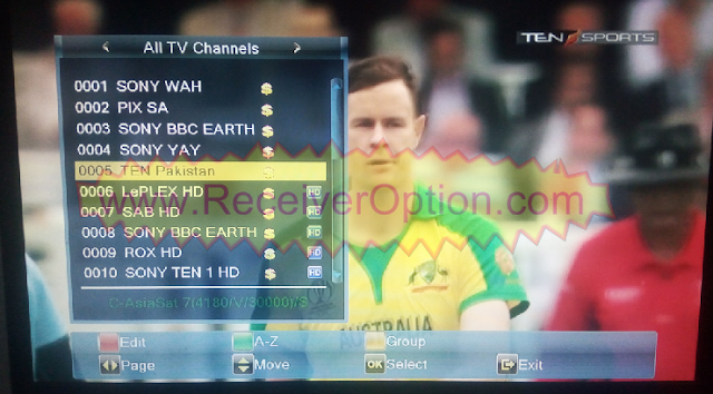 ALI3510C HW102.02.026 HD RECEIVER TEN SPORTS SOFTWARE NEW UPDATE