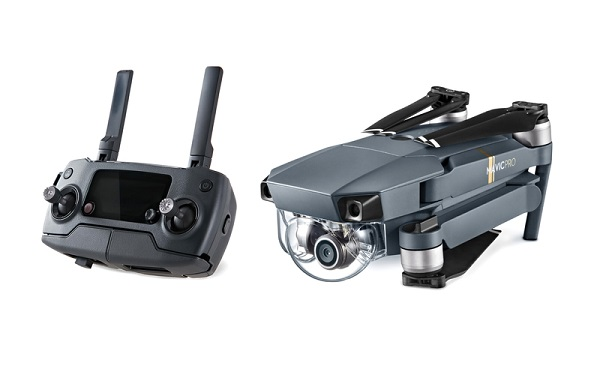 DJI launches Mavic Pro, its first foldable drone