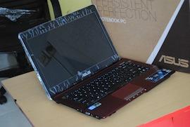 jual laptop baru asus a43sd