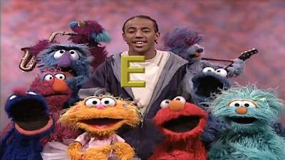 Sesame Street All Star Alphabet