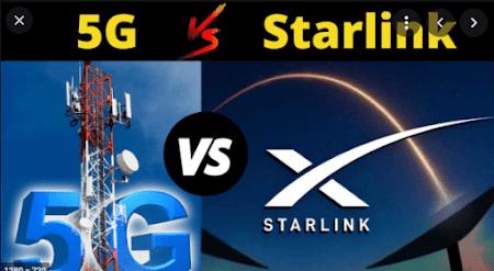 5G vs Starlink