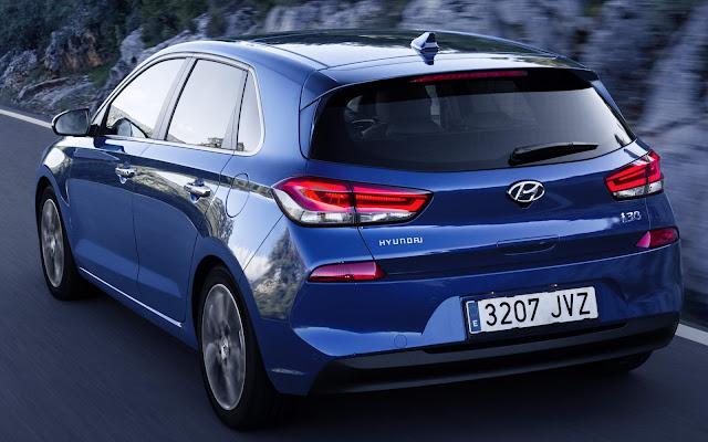 Novo Hyundai i30 2018