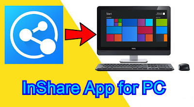 inShare App for PC