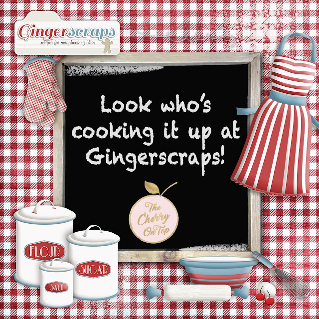 GingerScraps Shop