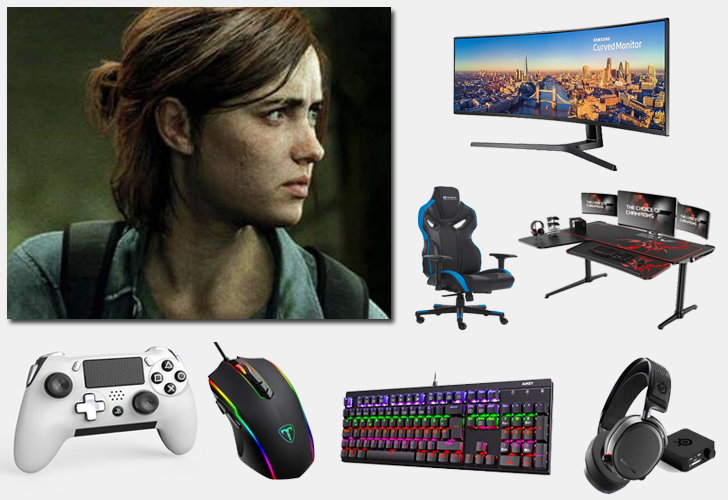 The Last of Us 2 Accessories - Gadgets - Stuff
