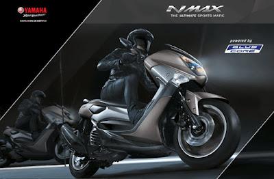 Inilah Keunggulan Yamaha NMAX