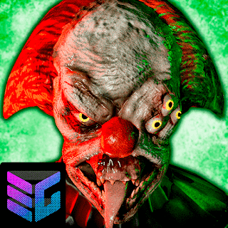 تحميل لعبة الرعب الممتعة Death Park : Scary Clown Survival Horror النسخة المهكرة