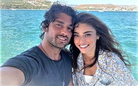 Are Alp Navruz and Ayça Ayşin Turan in love? Here is the answer...