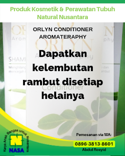 ORLYN Conditioner Aromatherapy